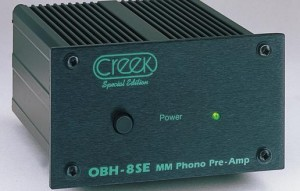 Creek OBH-8SE Phono Stage