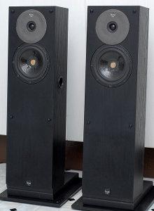 Royd Speakers - Royd Minstrel Speakers