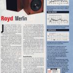Hi-Fi Choice Review, Merlin, Nov 95 Scan