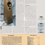 Abbot Hi-Fi Choice, Review, May 93, Scan
