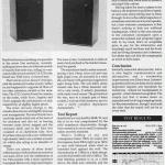 Sintra, Hi-Fi Choice Review, Jan 91 scan
